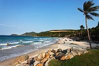 Beach, Vinpearl Island Resort, Hon Tre, Nha Trang, Khanh Ha, Vietnam