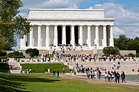 Washington, D C  Lincoln Memorial