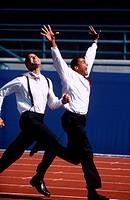 Corporate sprinters