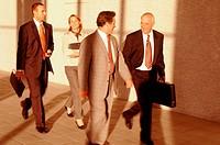Corporate walk