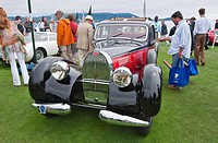 First conducted in 1950, the Pebble Beach Concours d'Elegance is often said to be the world's premier celebration of the automobile. Only the most bea...