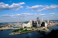 Golden Triangle _ Pittsburgh, Pa