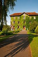 Conservatoire et Jardin Botaniques, Conservatory and Botanical Gardens, Geneva, Switzerland