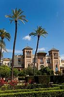 Plaza de America,Sevilla Spain