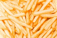Detail of French Fries