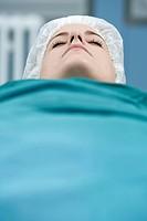 Unconscious Hospital Patient