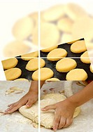 Process of preparation of cookies