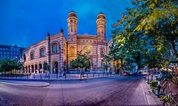 Great Synagogue, Budapest, Hungary