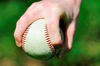 Split or Split Fingered Fastball Grip