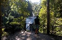 Sirithan waterfall, Mae Klang river
