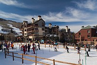 USA, Colorado, Beaver Creek, Beaver Creek Ski Resort