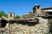 Escuaín  Comarca de Sobrarbe  Pirineos  Huesca.