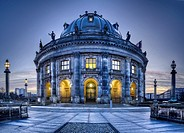 Bodemuseum, Museuminsel, Berlin, Germany