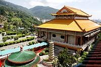 Malaysia, state Penang, Penang the Buddhist temple Kek Lok Si