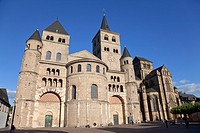 Cathedral of Trier and Church of Our Lady, World Heritage Site, Trier, Rhineland-Palatinate, Germany