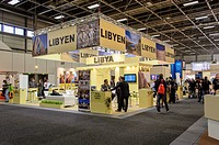 ITB Berlin 2012 Stand of Lybia