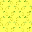 Background, lemons