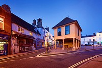 Faringdon Town Hall, Oxfordshire