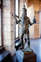 Statue Of Charlemagne, Aachen North Rhine_Westphalia Germany