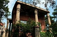 Frantisek Bilek´s villa in Prague CTK Photo/Krystof Kriz