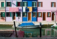 house in burano