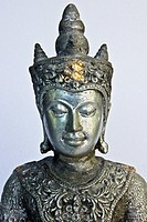 Buddha more than 200 years old.