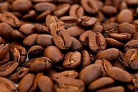 brown scented coffee beans