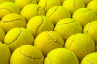 Tennis balls pattern
