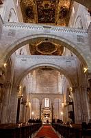 Italy, Apulia, Bari, Basilica San Nicola indoor