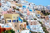 Oia _ Santorin _ Griechenland