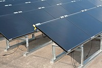 Thin film solar photovoltaic modules