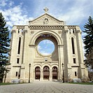 Saint Boniface Cathedral, Winnipeg, Manitoba, Canada