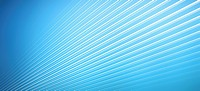 Diagonal lines against a blue background