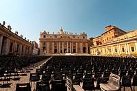St. Peter´s Basilica, Vatican City