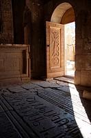 Interior of the Noravank Monastery, Yeghegnadzor, Vayots Dzor, Armenia