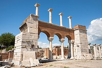Saint John&#8217;s Basilica, Selcuk, near Ephesus, Turkey