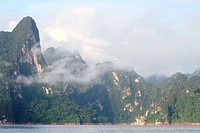 Khao_Sok, the popular national park of Thailand