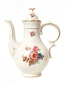 Decorative tea pot
