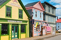 Lubec, the most easterly town in continental U.S.A., Maine, New England, United States of America, North America