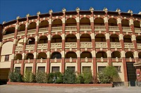 Plaza de Toros, Saragossa Zaragoza, Aragon, Spain, Europe