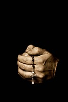 To pray the rosary