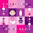 Baby Girl Quilt 2