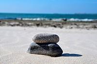 Frankreich Meer Sand Urlaub