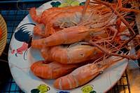 sea shrimp