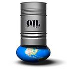 oil on the world