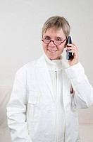 medical phone conversation