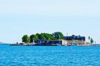 Seascape of Helsinki