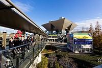 Odaiba  Tokyo, Japan