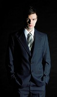 businessman&039,s portrait
