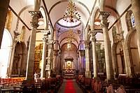 Nuestra Señora de la Concepción Church, La Orotava, Tenerife, Canary Island, Spain.